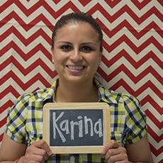 Ms. Karina