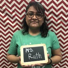 Ms. Ruth