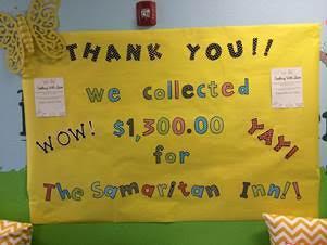 The Samaritan Inn Fundraiser