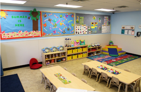Our Zoo Room for our toddlers aged 18-23 months.